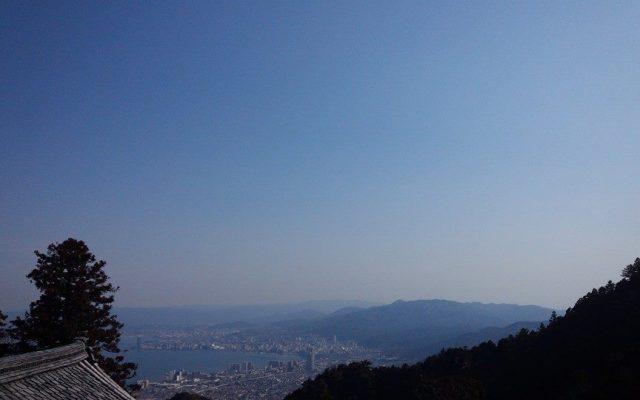 比叡山 祈りの道